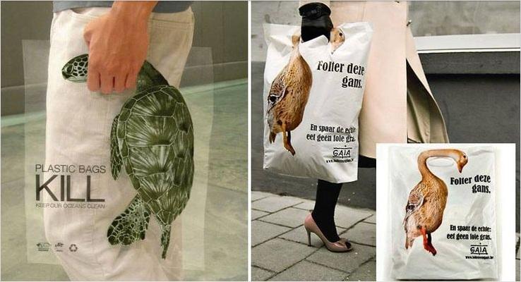 plastic-bags-pubblicità green sostenibilità