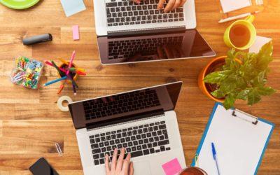 Ufficio green: 5 consigli per un ambiente di lavoro felice