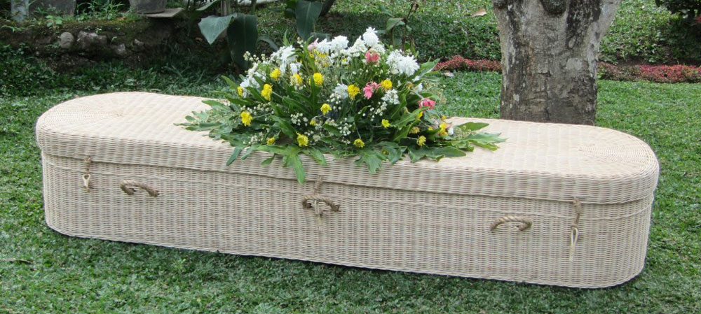 bare ecologiche eco coffin