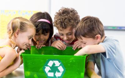 Non indovinerete mai il materiale più riciclato al mondo